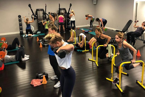 rod squad women's fitness