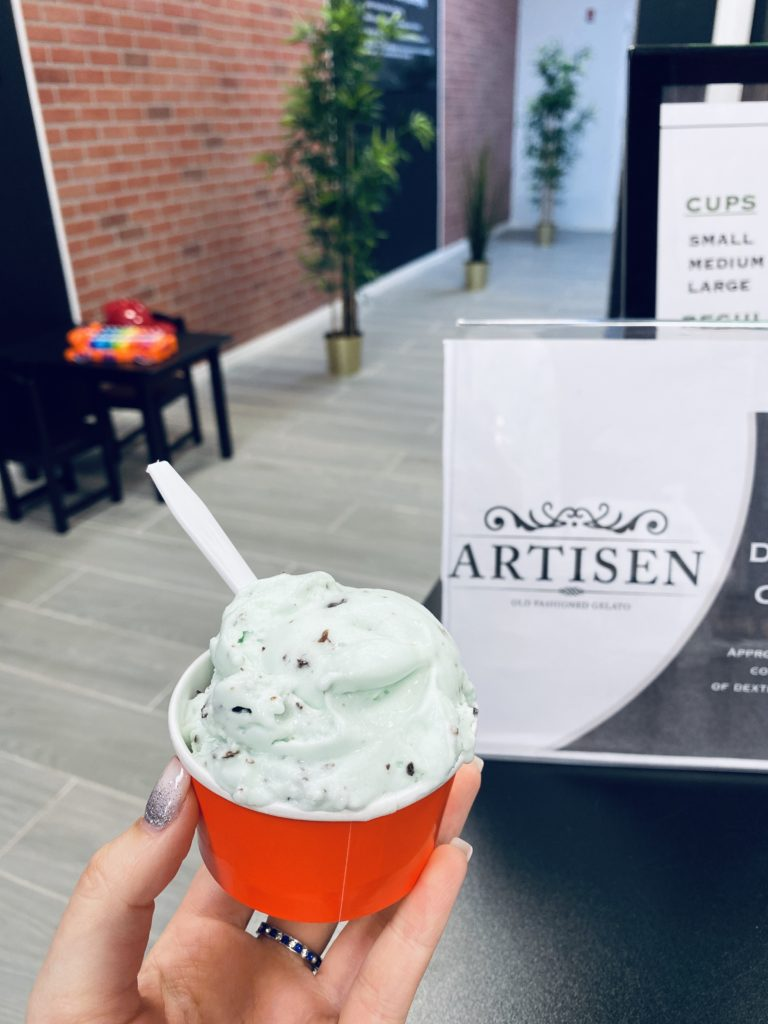 Artisen Old Fashion Gelato Review: We Loved it!