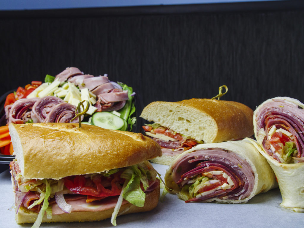 Delicious Stateside Sandwiches